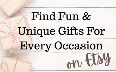 Find Unique & Fun Gifts on Etsy