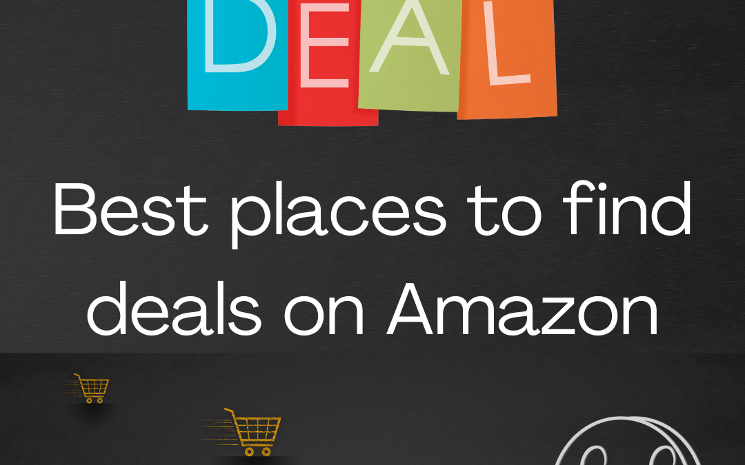 Best Places to Find Deals on Amazon